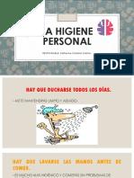 La Higiene Personal