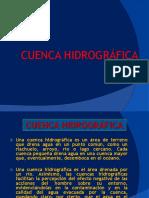 Hidrologia Cuenca Hidrografica