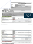 Lista de Verificacion Ruc- Topdco (Auto-evaluacion)