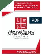 P-Ac-cps-001_protocolo Para La Presentación de Trabajos de Grado Modalidad Pasantías_rev d