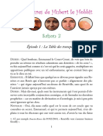 S3E1 - La Table Des Transports