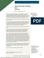 2014 - Nallasamy Et Al. - Low-Dose vs Standard-Dose Insulin in Pediatric Diabetic Ketoacidosis a Randomized Clinical Trial[1]