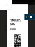 Termodinámica BASICA