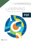 World Development Report 2018