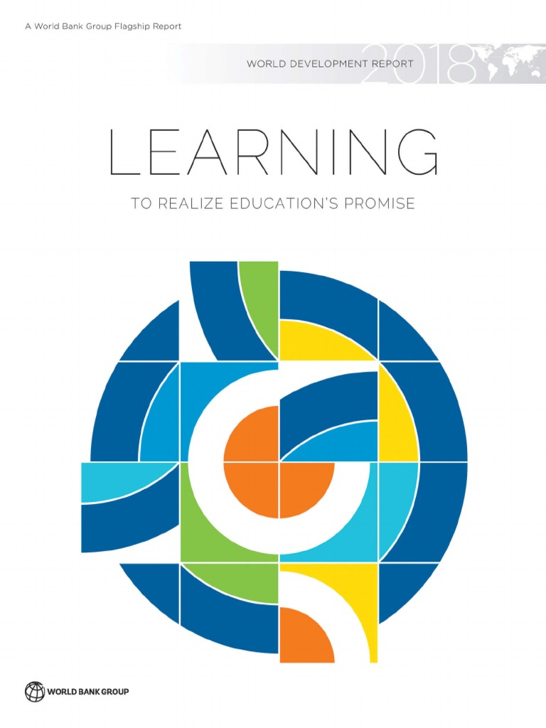 World Development Report 2018 : Learning to Realize Education's