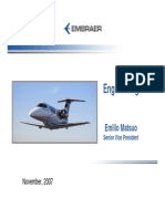 Engineering Embraer Day 2007