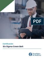 EC Six Sigma Green Belt 2018 1 Ad