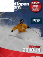 Ski Japan Brochure International 2010-2011