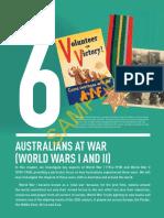 Oxford Insight History 9 Ch6 Australians at War