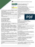 Direito Do Trabalho e Processual de Provas Trt 571 Questões de 2004 a 2008 Com Gabarito
