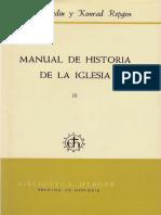 Manual de historia de la Iglesia 9 - Jedin, Hubert .pdf