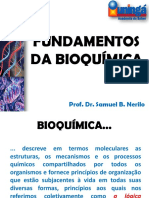 Atividade Integradora 1bim Bioq 2018