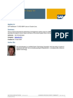 How to System Copy ABAP and JAVA