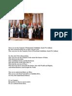 Traitors of the Ummah