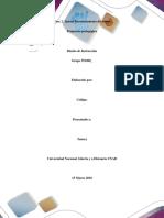 Diseño de Instrucción Propuesta Pedagogica
