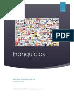 Monografia Franquicias