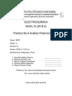Practica 6 Analisis potenciometrico