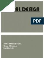 Presentation Visual Design