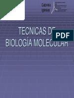 Técnicas de Biología Molecular.pdf