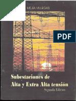 Subestaciones de Alta y Extra Alta Tensión