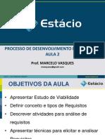 Processos de Desenvolvimento de Software Aula_02