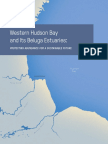 Western Hudson Bay Report, Oceans North