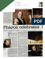 Yvonne Georgiadou - Pharos Celebrates 15 Year Milestone