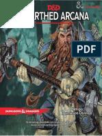 D&D 5E - Unearthed Arcana - Clérigo - Domínios Divinos