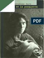 Gonzalez Duro, Enrique - El Miedo en La Posguerra