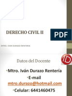 Derecho Cvl II
