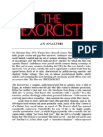 The Exorcist - An Analysis