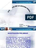 El ejercicio de la acción penal-Modulo I-Fase preparatoria-ActosConclusivos.ppt