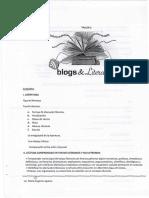 Scaner Blogs y Literatura