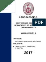 INFORME ML839
