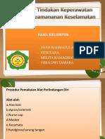 PPT B Prosedur Keamanan Dan Keselamatan