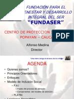 Programa de Atención Integral Del Cauca