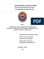 Tesis Identidad Del Sillar en Arequipa - Egp
