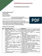 Plan de Accion Ed Ucacion Basica Tel