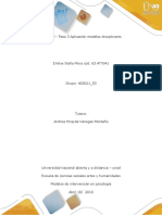 Anexo 1 - Paso 3 - Aplicación Modelos Disciplinares Emilsen