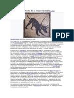 Ancestros e historia de la domesticación