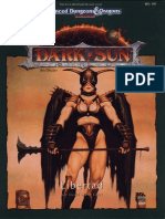 AD&D [Dark Sun] Libertad Inicio