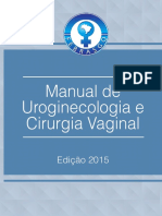Manual de Uroginecologia e Cirurgia Vaginal