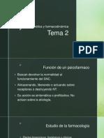 Psicofarmaco diapositivas