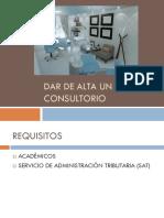 Alta de Consultorio (1)