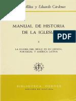 Manual de historia de la Iglesia 10 - Jedin, Hubert .pdf