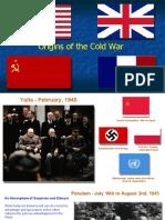 cold war origins