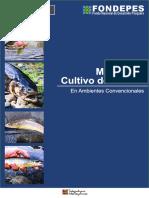 Manual de Cultivo de Trucha