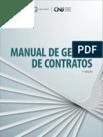 Manual de Gestão Contratos CNJ