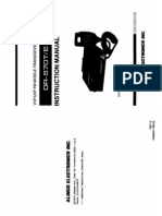 Alinco DR-570 Instruction Manual