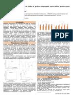 Otimização Das Propriedades Do Óxido de Grafeno